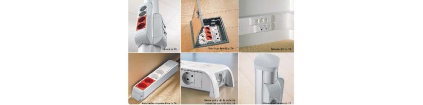 Canal de cablu PVC Legrand