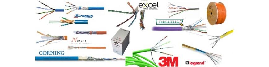 Cabluri de date UTP, FTP S/FTP, SF/UTP