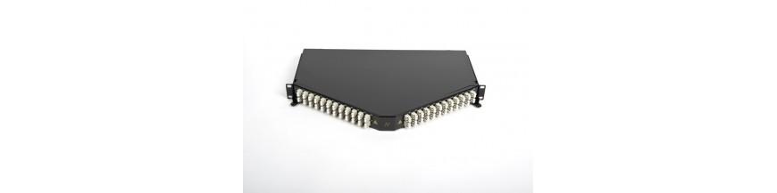 Patch panel fibra optica